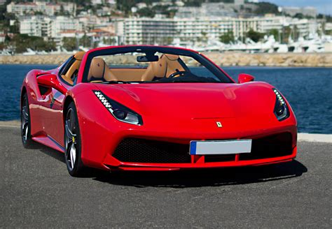 Sport Cars by Hire 488 Spider Rent 488 Spider Aaa