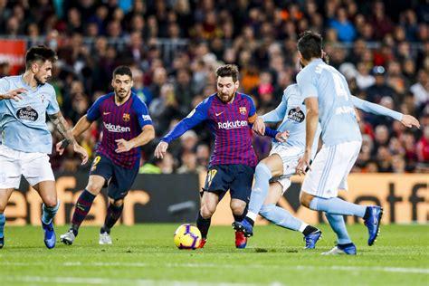 Celta Vigo vs Barcelona Free Betting Tips 04/05/2019