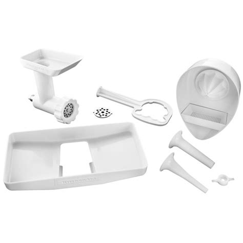 Kitchenaid Mixer Attachment Pack by Kitchenaid Kn12ap Attachment Pack With Citrus Juicer For