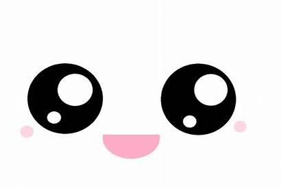 Kawaii Clip Cliparts Eyes Face Faces