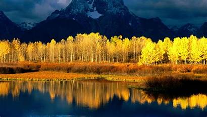 Fall Desktop Winter Windows Wallpapers Awesome