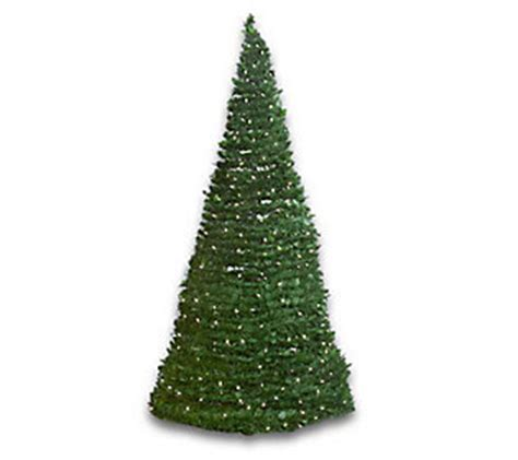 indoor outdoor 6 pre lit pull up christmas tree h47681