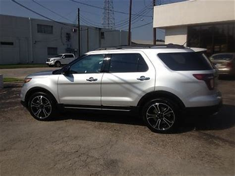 find    ingot silver explorer sport  houston