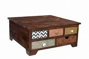 Möbel Online Bestellen Günstig : vintage truhe couchtisch ebony ~ Michelbontemps.com Haus und Dekorationen