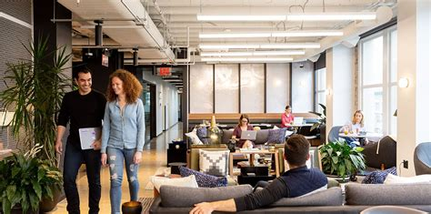 premium coworking office space   mercantile columbus