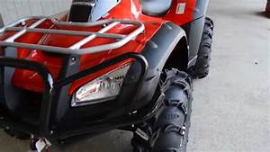 2014 Rincon 680    Itp Wheels  U0026 Tires    Warn 2500lb Winch