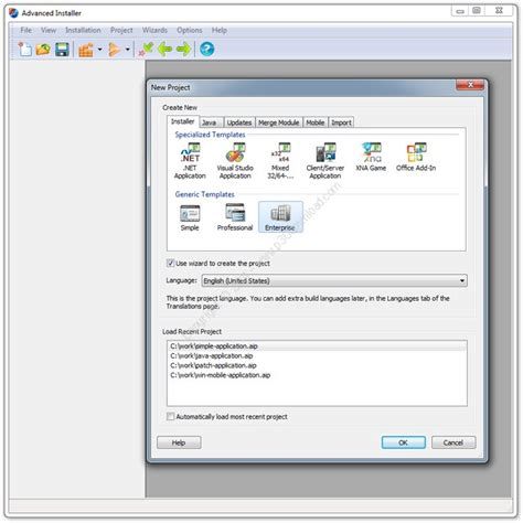 Download Advanced Installer Architect V12.3.1