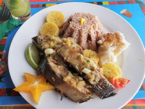 cuisine guadeloupe caribbean food in guadeloupe