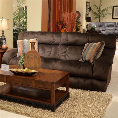 Catnapper Sleeper Sofa by Catnapper Siesta Sleeper Sofa With Wide Seats