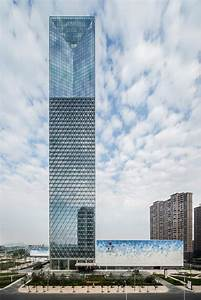 New glass skyscraper to be added to Chinese tech district ...