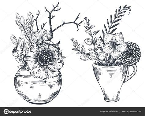 foto vasi di fiori foto di fiori disegnati