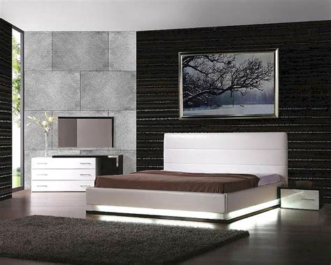 Platform Bedroom Set by Modern Design Platform Bedroom Set Made In Italy 44b3611
