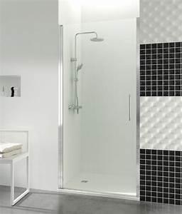 Porte de douche sur mesure en ligne ouvrante pas cher for Porte de douche sur mesure pas cher