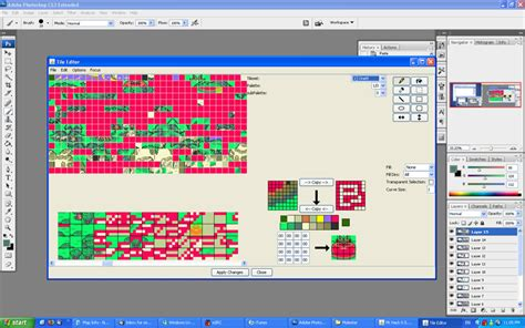 Tiled Map Editor Tutorial by Tile Layer Pro Tutorial Gba Tile Design Ideas