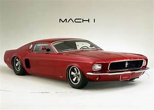 sbc | 1961 Ford Mustang Mach I Prototype II Original.