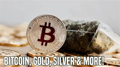 Bitcoin can still be used by businesses and buyers for sure, but the benefit of using cryptocurrencies that are more specific for the cannabis industry is the speed of transactions. Macro Analysis (1/29/20)   Bitcoin, Gold, Cannabis & More! - YouTube