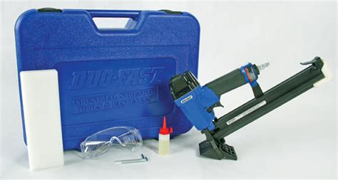 Norge Floor Nailer Troubleshooting by My