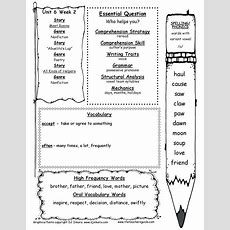 Mcgrawhill Wonders First Grade Resources And Printouts