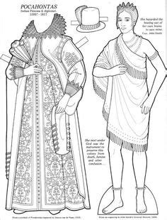 Great Women (Coloring Book Paper Dolls) Paper dolls