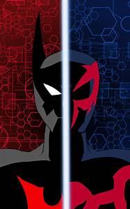 Batman Beyond/Spider-Man 2099 by edCOM02 on DeviantArt