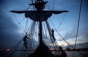 Ship Henry Hudson Explorer