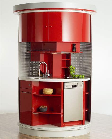 cuisine compacte cuisine compacte circulaire tournante