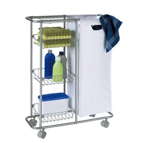 chariot cuisine chariot étroit salle de bain et cuisine à roulettes sac 28l 3 ebay