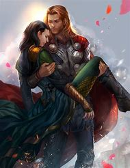 Thor and Loki Fan Art deviantART