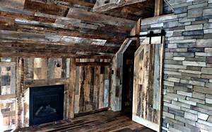 Reclaimed wood wall flooring mantels table diy kit jimmy for Barnwood pieces