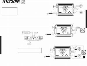 Page 2 Of Kicker Stereo Amplifier Zx850 2 User Guide