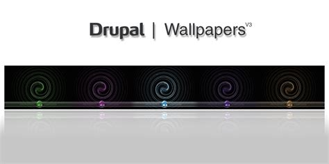 Drupal Wallpapers R3, Njt1982 By Njt1982 On Deviantart