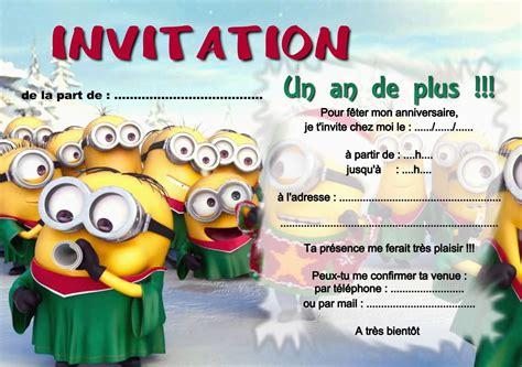 Carte d'invitation d'anniversaire 10 ans. Carte anniversaire a imprimer gratuit 8 ans - Elevagequalitetouraine