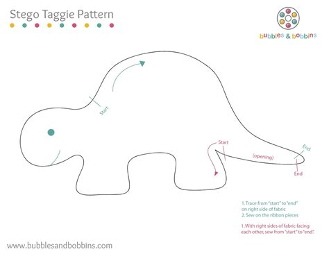 Template For Sewing by 1 Print And Cut Out Template Click Here To Retrieve The