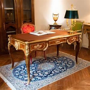 Bureau Fras Style Louis XV Louis XV Ateliers Allot