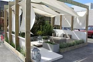 Sonnenschutz Dachterrasse Wind : dachterrassengestaltung ideen beispiele und wichtige aspekte ~ Sanjose-hotels-ca.com Haus und Dekorationen