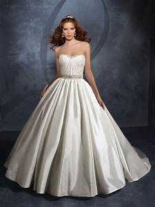 taffeta gown dressed up girl With taffeta wedding dress