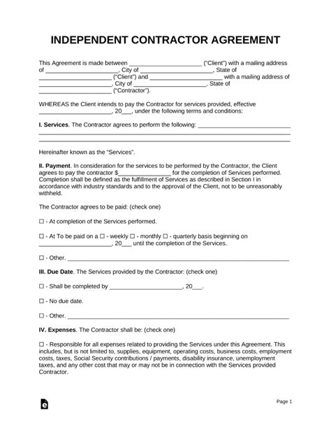 client agreement form template  resume trainer