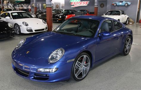 This is what ewan kennedy liked most about this particular version of the porsche 911: 2007 Porsche 911 Carrera S Stock # 1209 for sale near Oyster Bay, NY | NY Porsche Dealer