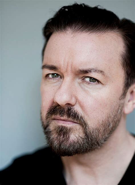 Ricky Gervais On 'special Correspondents,' David Brent And