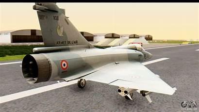 Mirage Dassault 2000 Gta Andreas San Sa