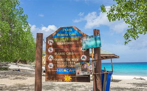 Free photo: lagoon, willemstad, curacao, tropical ...