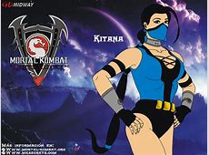 Kitana Wallpaper WallpaperSafari