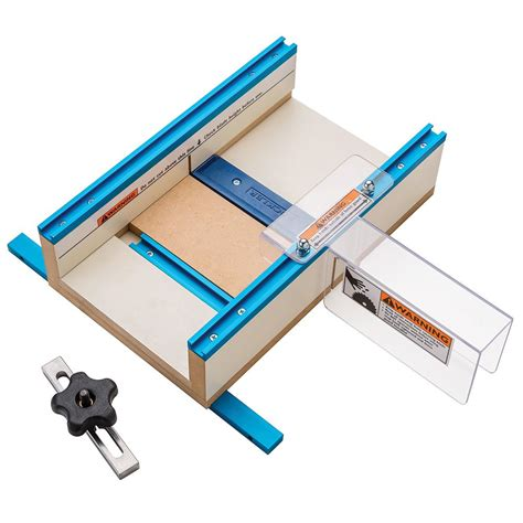 rockler table  small parts sled rockler woodworking