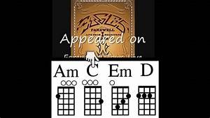 Take It Easy With Uke Chord Guide