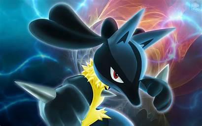 Pokemon Lucario Power Rush Iphone