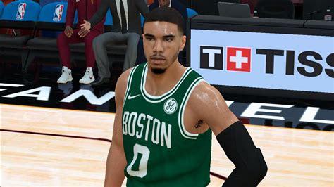 Jason Tatum - NBA 2K19 at ModdingWay