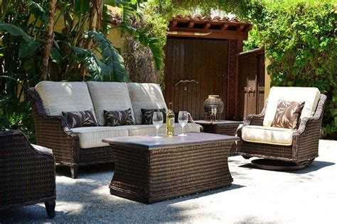 All Weather Garden Furniture Sets by All Weather Wicker Patio Furniture Sets 32 Best Of The