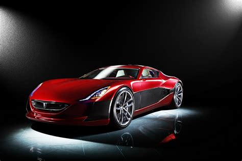 1000hp Electric Powered Supercar