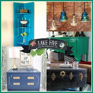 Take 5: All About Upcycling DIY's - The Cottage Market