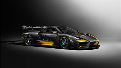 2019 Mclaren Senna Carbon Theme By Mso 5k Wallpaper